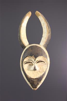 Kwele Ekuk, Pipibudze mask