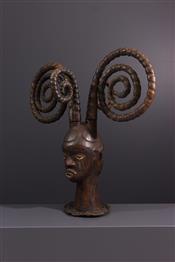 Masque africainEjagham mask