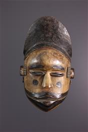Masque africainOgoni mask