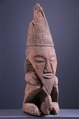 Mambila Statue
