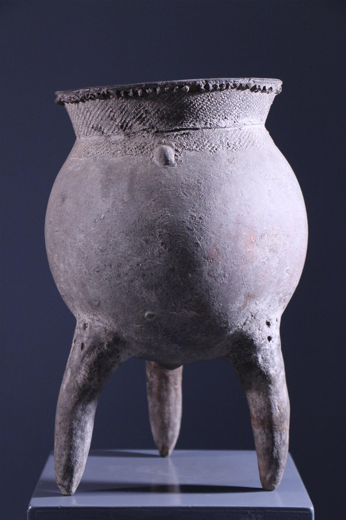 Matakam Jar - Tribal art